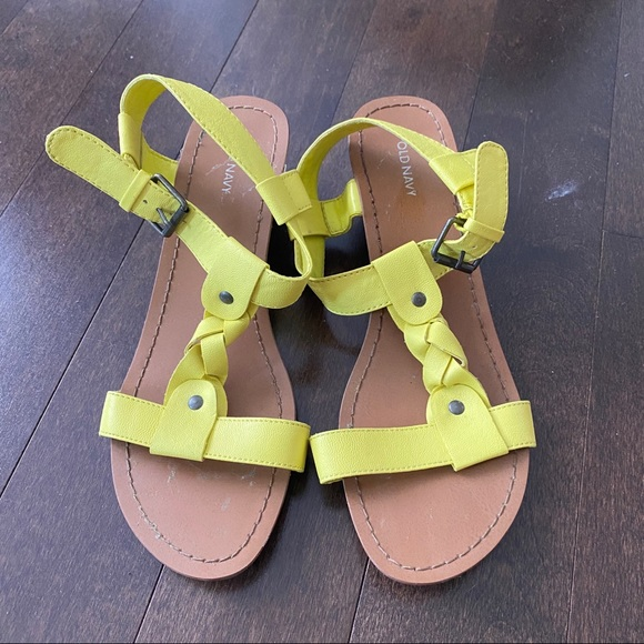 Old Navy wedge sandals